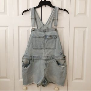MOSSIMO Overall Shorts XXL